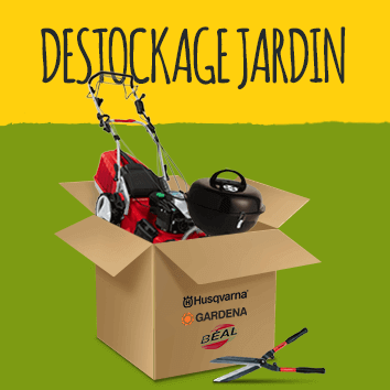 Boutique Destockage jardin