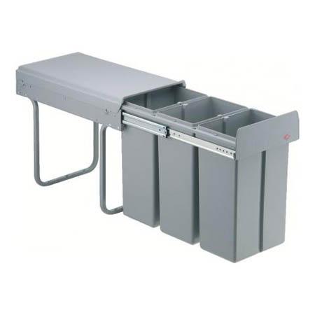 les poubelles sous vier pour un tri s lectif des d chets au quotidien comptoir de. Black Bedroom Furniture Sets. Home Design Ideas
