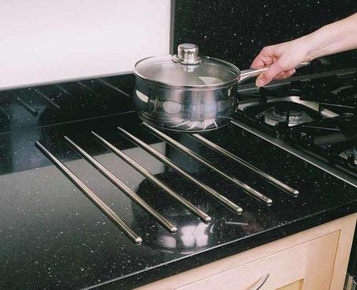 quelques astuces et accessoires pour optimiser et agencer votre cuisine comptoir de bricozor. Black Bedroom Furniture Sets. Home Design Ideas
